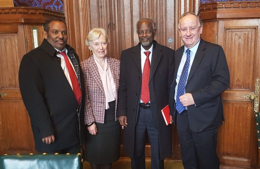 All Party Parliamentary Group on Ethiopia