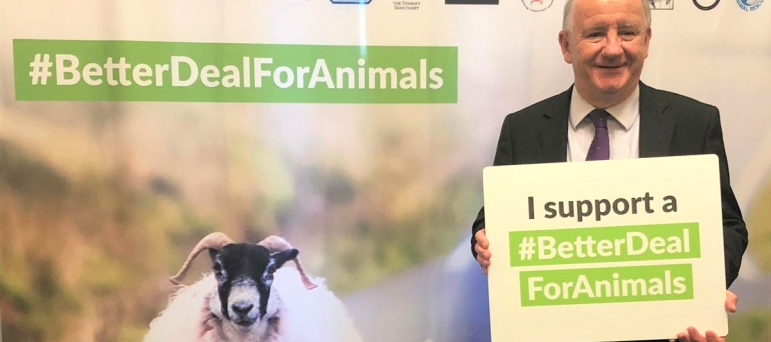Better deal for animals